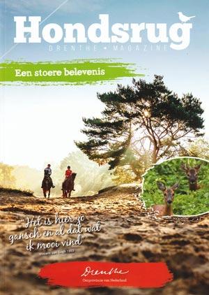 Hondsrug Drenthe Magazine